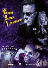 CSI: Crime Scene Investigation - Season 1.2 (3 DVDs, Amaray) Poster