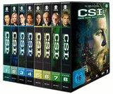 CSI: Crime Scene Investigation - Season 1-8 Poster