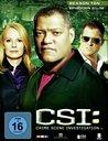 CSI: Crime Scene Investigation - Season 10.1 (3 Discs) Poster