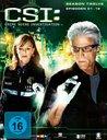 CSI: Crime Scene Investigation - Season 12.1 (3 Discs) Poster