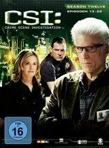 CSI: Crime Scene Investigation - Season 12.2 (3 Discs) Poster