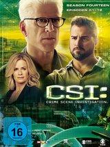 CSI: Crime Scene Investigation - Season 14.1 Poster