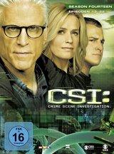 CSI: Crime Scene Investigation - Season 14.2 Poster