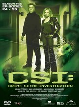 CSI: Crime Scene Investigation - Season 2.1 (3 DVDs) Poster