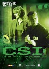 CSI: Crime Scene Investigation - Season 2.2 (3 DVDs, Amaray) Poster