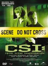 CSI: Crime Scene Investigation - Season 2.2 (3 DVDs) Poster