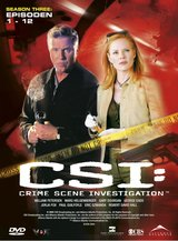 CSI: Crime Scene Investigation - Season 3.1 (3 DVDs) Poster