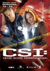 CSI: Crime Scene Investigation - Season 3.2 (3 DVDs, Amaray) Poster