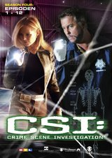 CSI: Crime Scene Investigation - Season 4.1 (3 DVDs, Amaray) Poster
