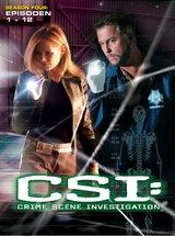 CSI: Crime Scene Investigation - Season 4.1 (3 DVDs) Poster