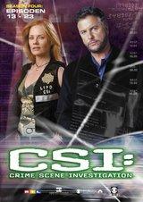 CSI: Crime Scene Investigation - Season 4.2 (3 DVDs, Amaray) Poster