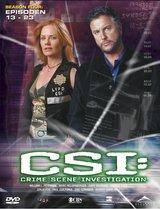 CSI: Crime Scene Investigation - Season 4.2 (3 DVDs) Poster
