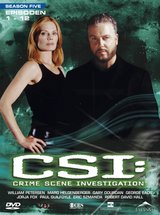 CSI: Crime Scene Investigation - Season 5.1 (3 DVDs) Poster