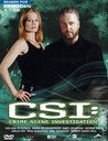 CSI: Crime Scene Investigation - Season 5.1 (3 DVDs) Poster