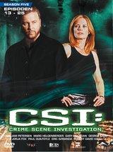 CSI: Crime Scene Investigation - Season 5.2 (3 DVDs) Poster