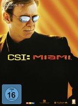 CSI: Crime Scene Investigation - Season 6.1 (3 DVDs) Poster