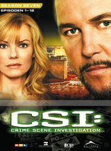 CSI: Crime Scene Investigation - Season 7.1 (3 DVDs) Poster