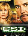 CSI: Crime Scene Investigation - Season 7.1 (3 DVDs) Poster