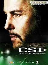 CSI: Crime Scene Investigation - Season 8.1 (3 DVDs) Poster