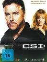 CSI: Crime Scene Investigation - Season 8.2 (3 DVDs) Poster