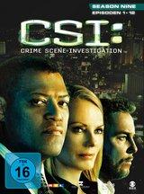 CSI: Crime Scene Investigation - Season 9.1 (3 DVDs) Poster