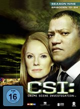CSI: Crime Scene Investigation - Season 9.2 (3 DVDs) Poster