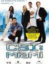 CSI: Miami - Season 1 (6 DVDs) Poster