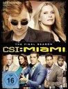 CSI: Miami - Season 10.2, The Final Season (3 Discs) Poster