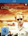CSI: Miami - Season 8 (4 Discs) Poster