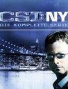 CSI: NY - Die komplette Serie Poster