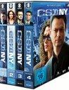 CSI: NY - Season 1-4 Poster