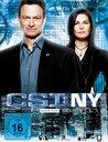 CSI: NY - Season 8.1 (3 Discs) Poster