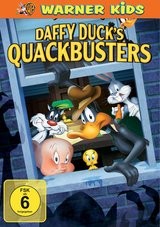 Daffy Ducks Quackbusters Poster