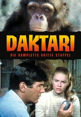 Daktari - Die komplette dritte Staffel (7 Discs) Poster
