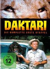 Daktari - Die komplette erste Staffel (5 Discs) Poster