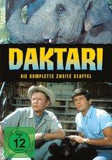 Daktari - Die komplette zweite Staffel (6 Discs) Poster