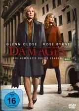Damages - Im Netz der Macht, Die komplette dritte Season (3 Discs) Poster