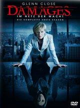 Damages - Im Netz der Macht, Die komplette erste Season (3 DVDs) Poster