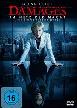 Damages - Im Netz der Macht, Die komplette erste Season (3 Discs) Poster