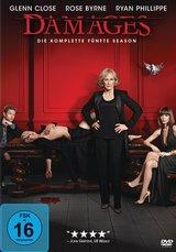 Damages - Im Netz der Macht, Die komplette fünfte Season (3 Discs) Poster