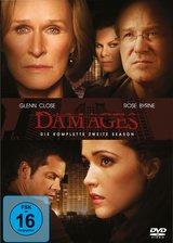 Damages - Im Netz der Macht, Die komplette zweite Season (3 Discs) Poster