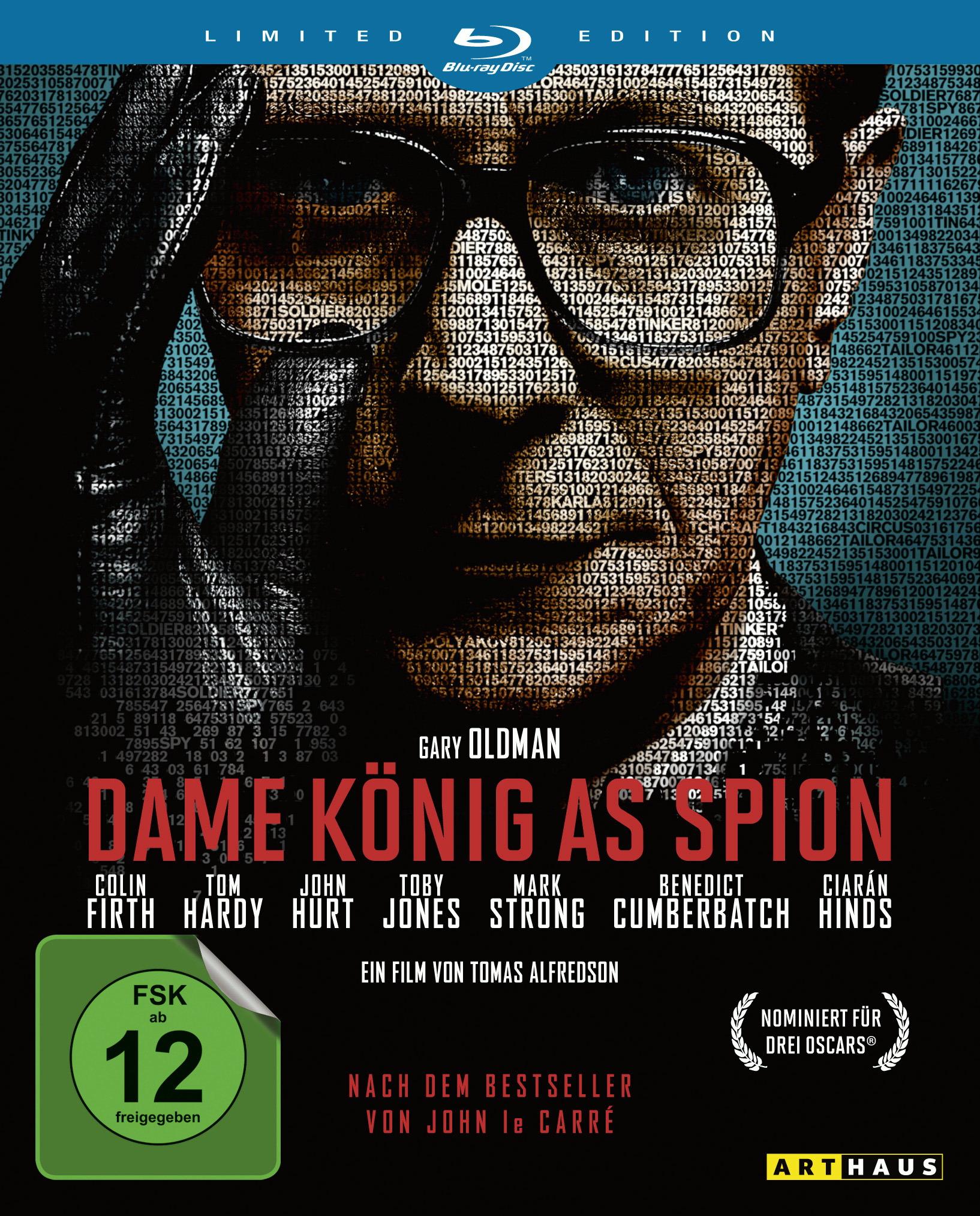 Dame König As Spion (Limited Edition) Poster