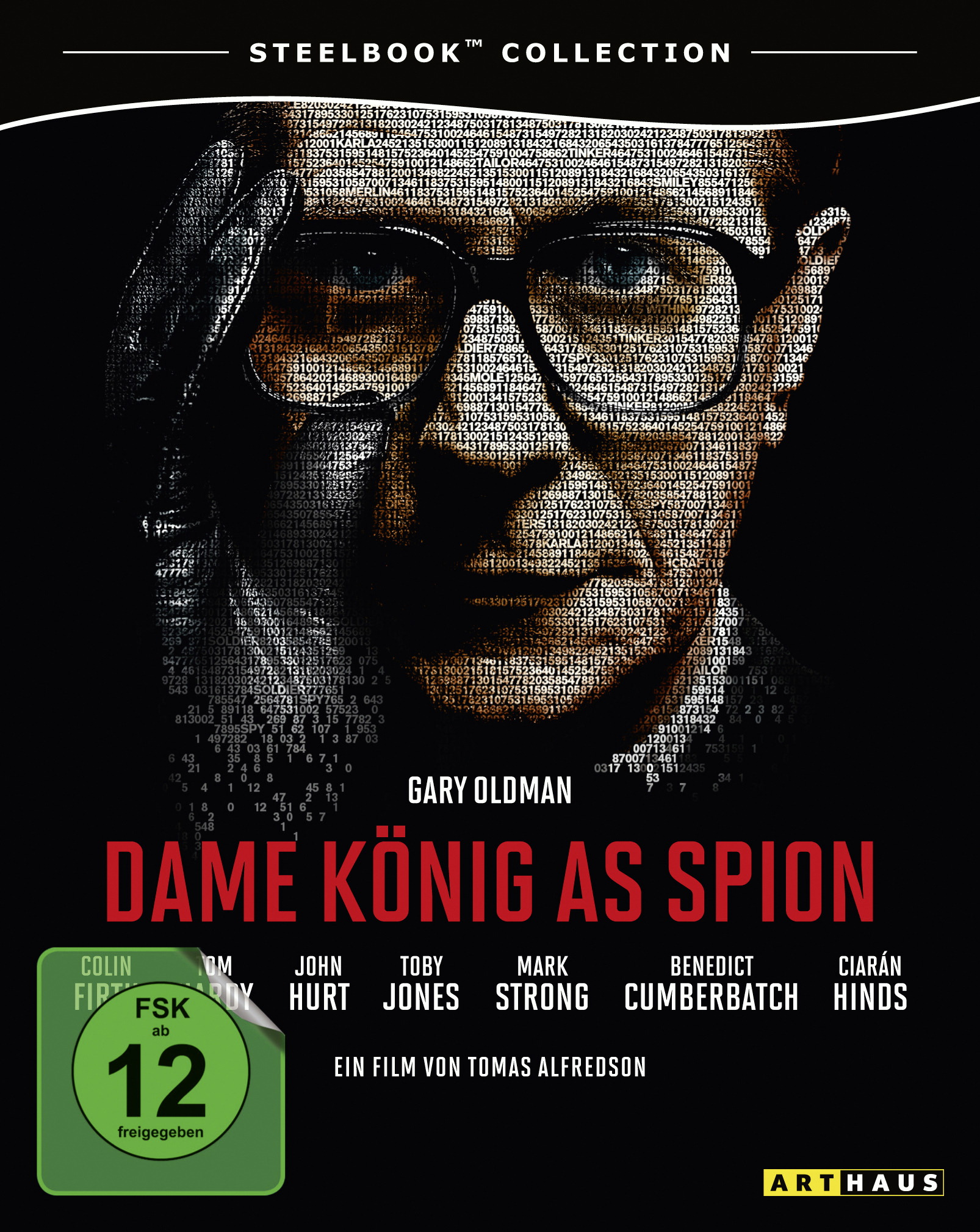 Dame König As Spion (Steelbook Collection) Poster