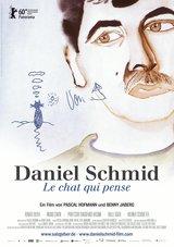 Daniel Schmid - Le chat qui pense Poster