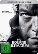 Das Bourne Ultimatum - Die Ultimative 2 Disc Edition (2 DVDs, Steelbook) Poster