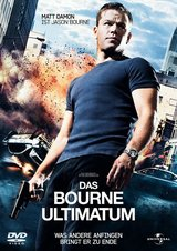 Das Bourne Ultimatum (Einzel-DVD) Poster