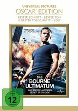 Das Bourne Ultimatum (Oscar Edition) Poster