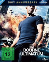 Das Bourne Ultimatum (Steelbook) Poster