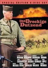 Das dreckige Dutzend (Special Edition, 2 DVDs) Poster