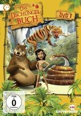 Das Dschungelbuch, DVD 01 Poster